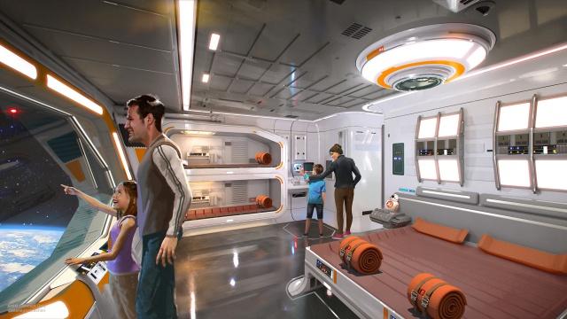 [Walt Disney World] Star Wars: Galactic Starcruiser (2021)  836732w481