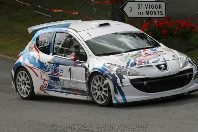 Rallye du Bocage 2013 : Victoire Sébastien Alemany - Arnaud Lebaillif 836944Sep02119
