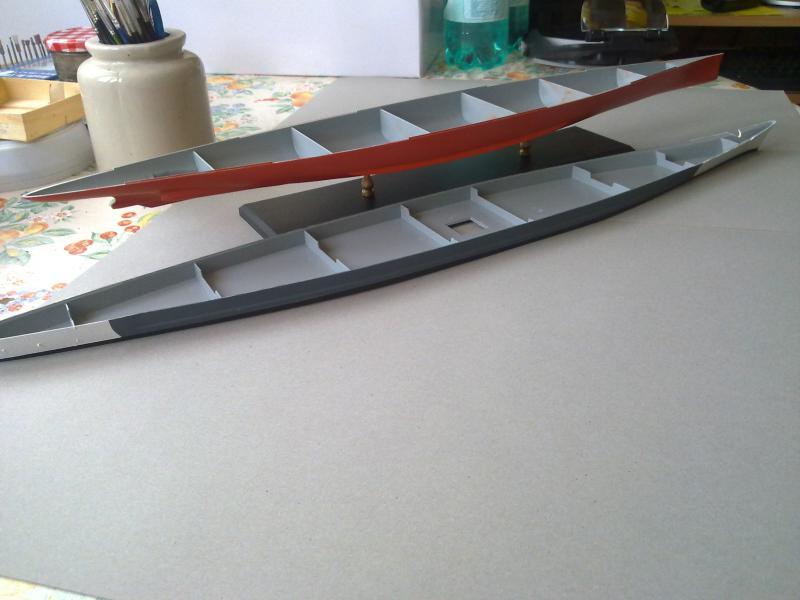 Croiseur de bataille Scharnhorst  au 1/350 de dragon 836981070320111236
