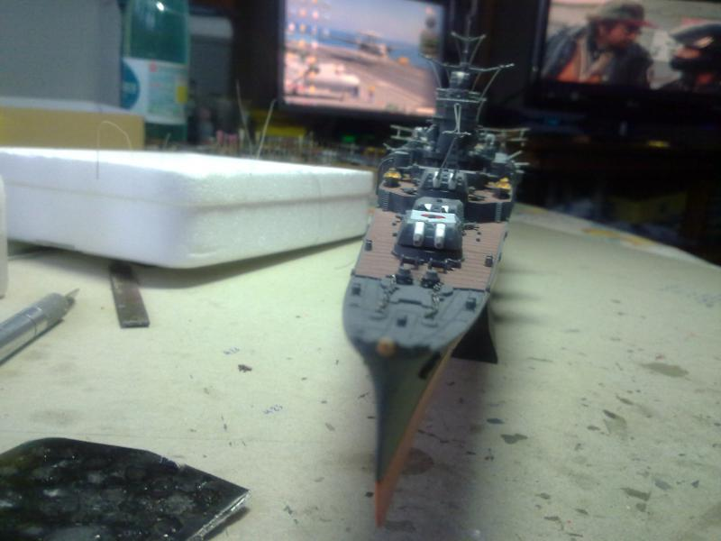 croiseur lourd Mogami au 1/350 par Pascal 94 - Tamiya  - Page 7 838651060120111060