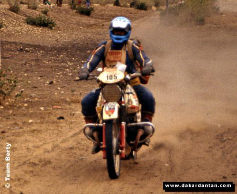 Retrospective descente ancienne nationale 20 Paris Dakar 28 décembre 2016 8401262015