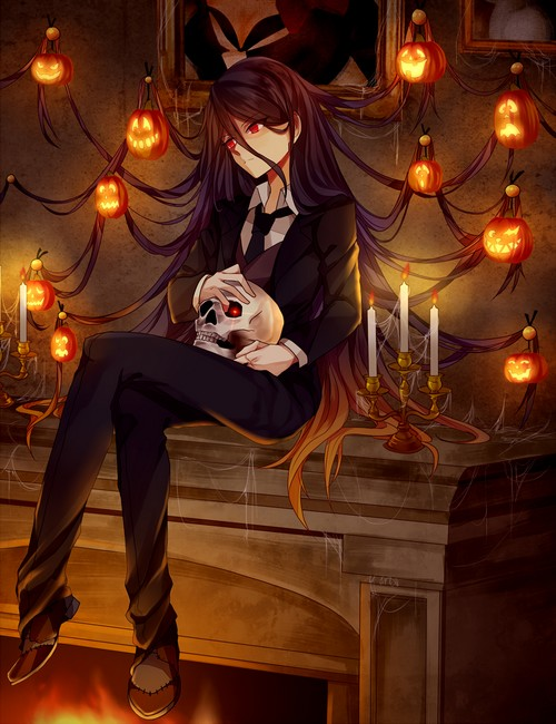 Event #2 : Halloween 2014 840406KamukuraIzurufull1618525