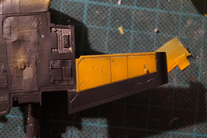 "X-Wing ""Resistance"" T-70 Bandaï 1/72 841552DSC01423"