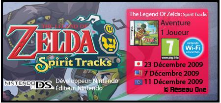 The Legend Of Zelda: Spirit Tracks | NDS 842386sppng