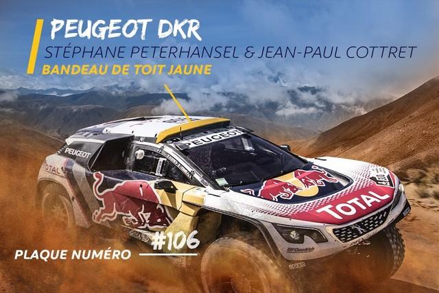 Peugeot dans les starting-blocks pour le Silk Way Rally ! 84304519702516