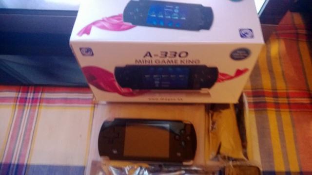 [Vendu] Dingoo A330 avec boite et accessoires + carte SD 2Go 844487WP20130215015