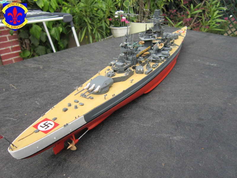 Croiseur de bataille Scharnhorst  845062IMG31971
