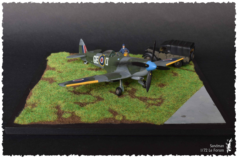 [Heller] Spitfire Mk. XVI 846256SpitfireMk1615