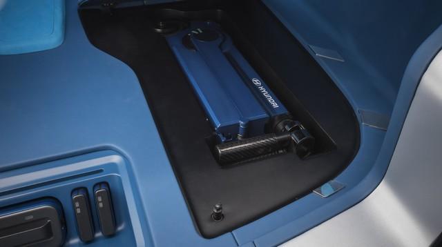 Hyundai a dévoilé son concept Fuel Cell nouvelle génération au salon de l'automobile de Genève 846613FEFuelCellConceptInterior6