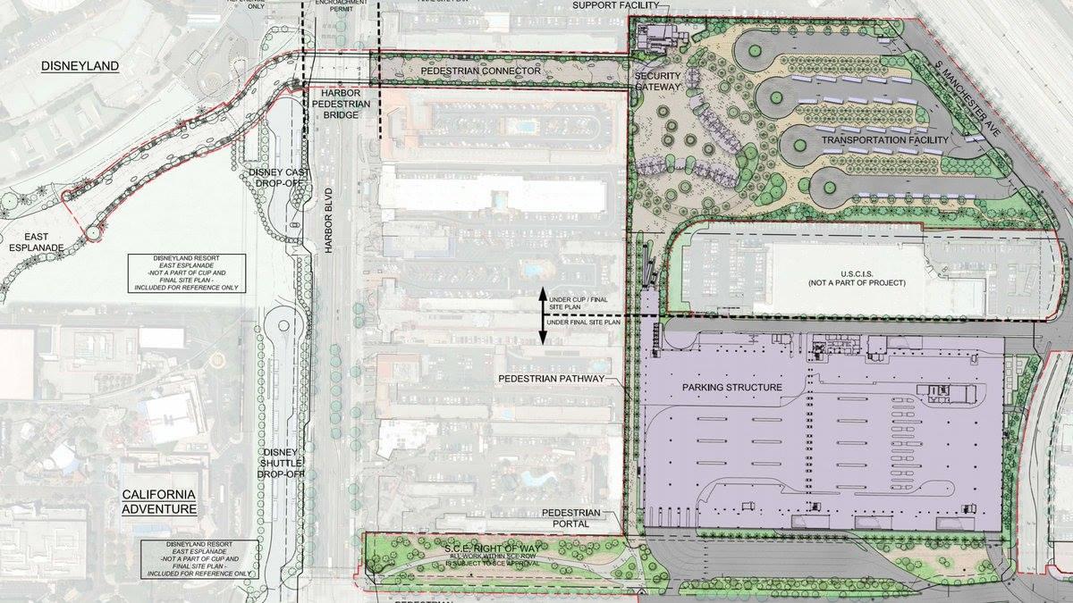 [Disneyland Resort] Projet de troisième parc et nouveaux parkings - Page 3 846681parkgaragedl