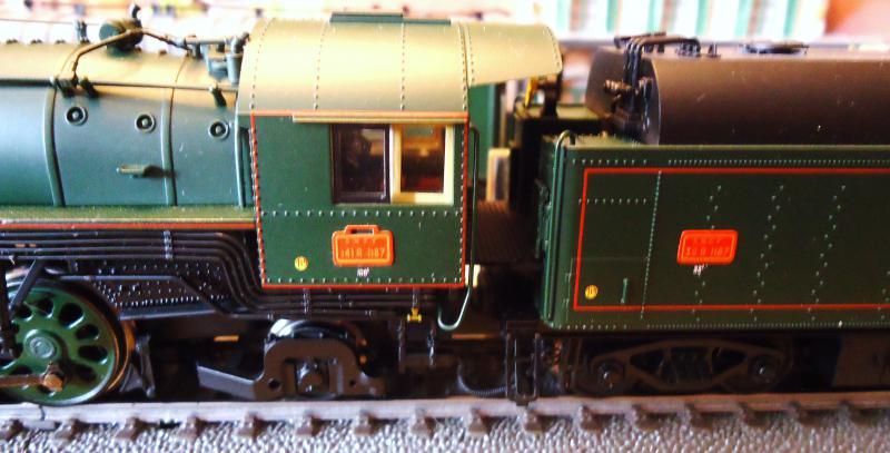 Loco vapeur 141 Jouef 3 rails AC d'origine 846934DSC02365