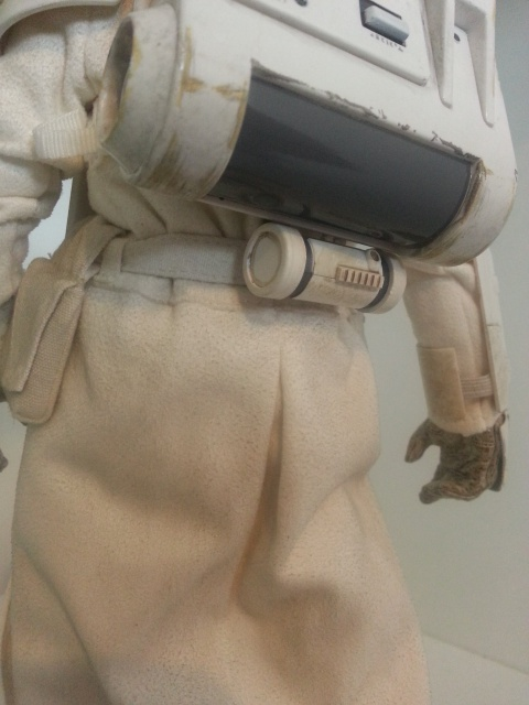 red360 review's : Star Wars Battle Of Hoth: Snowtrooper by Sideshow 84709420130426154950