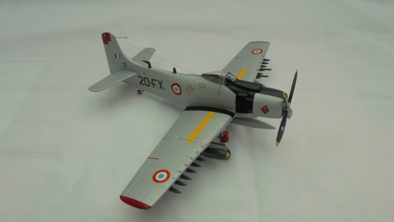 DOUGLAS A1 SKYRAIDER Armée de l'air 847276DSC04582