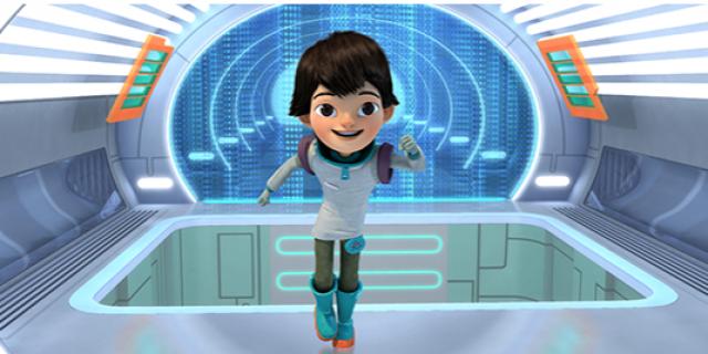 Miles dans l'Espace [Disney Television - 2015] 848063tc1