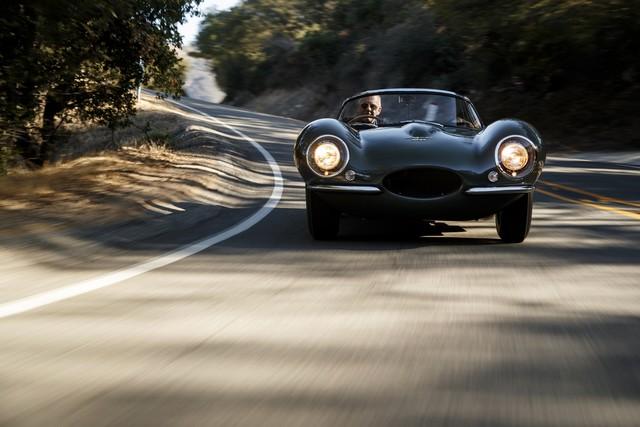 La « Nouvelle Jaguar XKSS D'origine » Dévoilée À Los Angeles  848256jaguarxkssla109