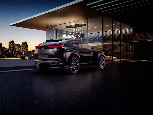 Le Lexus Concept Présente Une Expérience De Conduite Radicale Et Immersive En 3D 8484792016LexusUXConcept