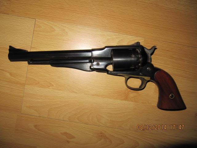 grand démontage d'un revolver remington 1858 - Page 3 848885RemingtonArmycal44PN