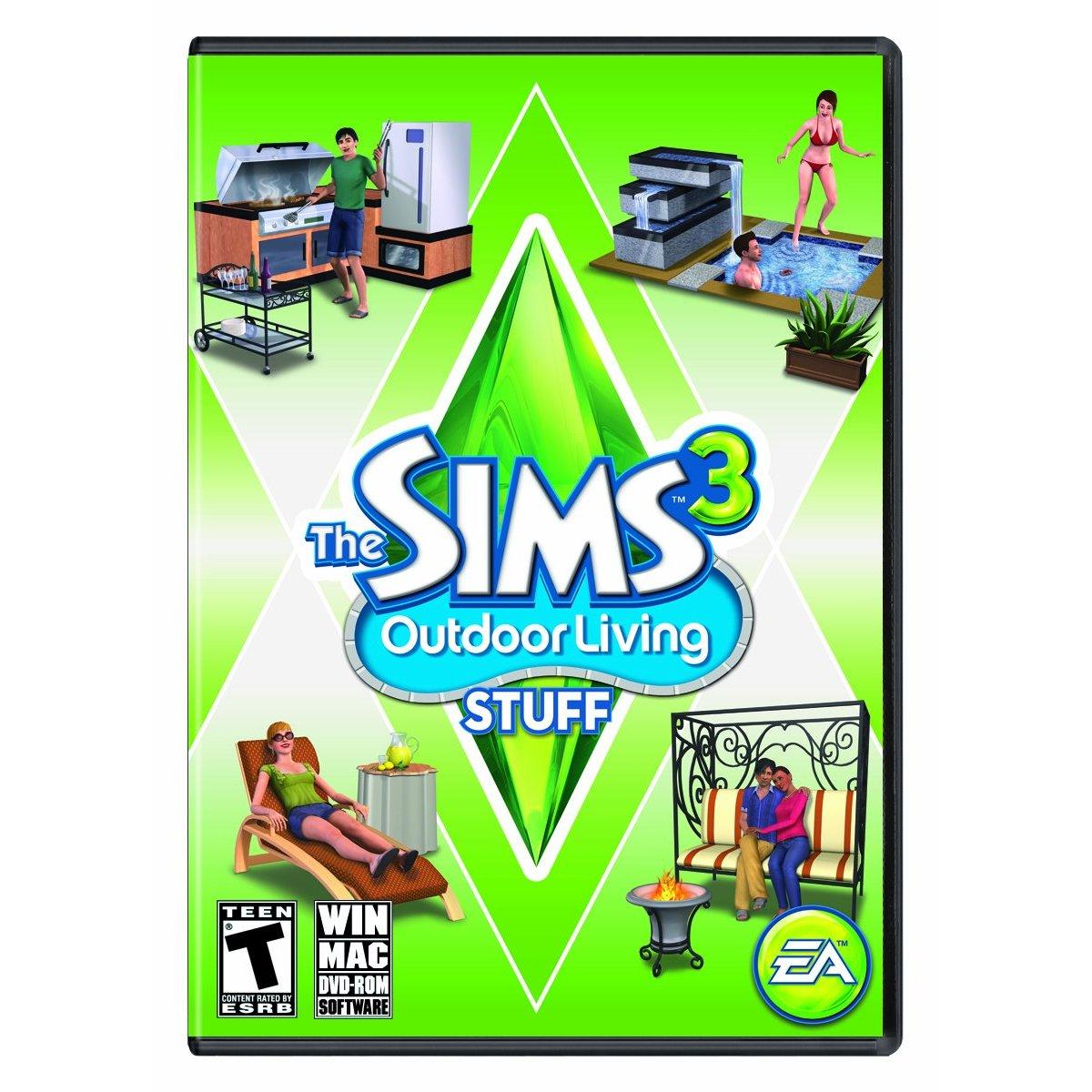 Les Sims™ 3 : Jardin de style Kit 84921971xslSbJe3LAA1200