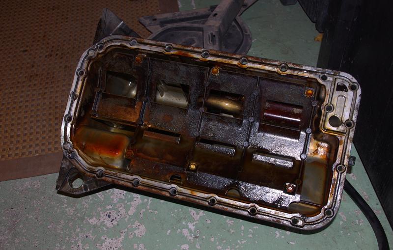 [Moteur M44] Dépose du carter d'huile 849333IMGP4927