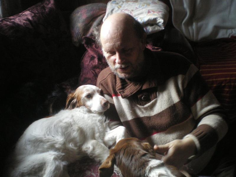 Deux mamies épagneules bretons, et leur famille dans le besoin 851709IMGP5106