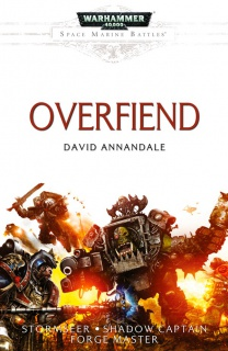 Programme des publications The Black Library 2014 - UK 853228Overfiend