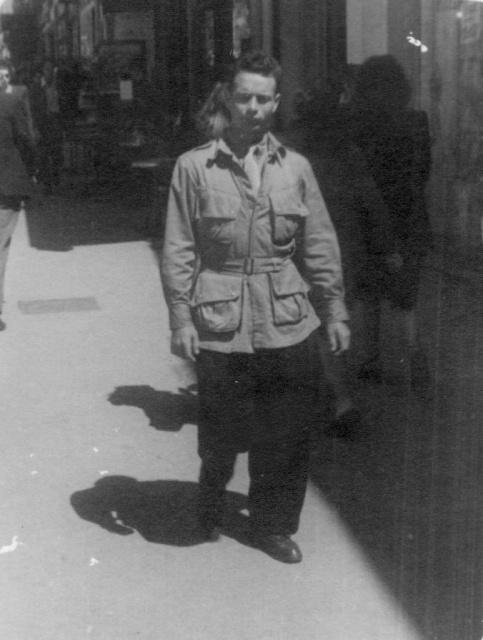 Le Bataillon de Choc 1943/1963. Photos. 854120Jacquemet1944