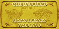 Golden Dreams: commentaires, précisions, questions,  854227GDNachoor