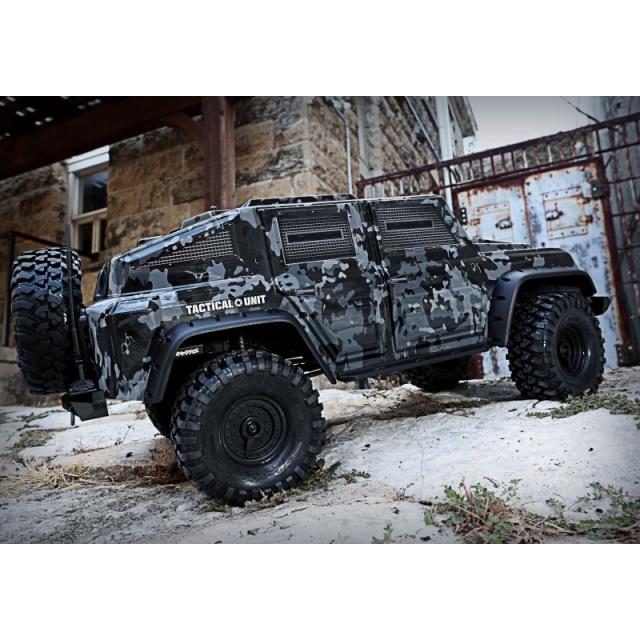traxxas - [news] Traxxas TRX4 Tactical Unit 855000traxxastrx4tacticalunitscaletrailcrawlerrtr8206644
