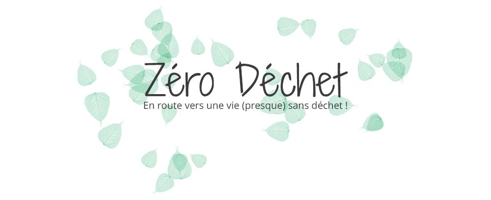 Zéro Déchet, le Forum