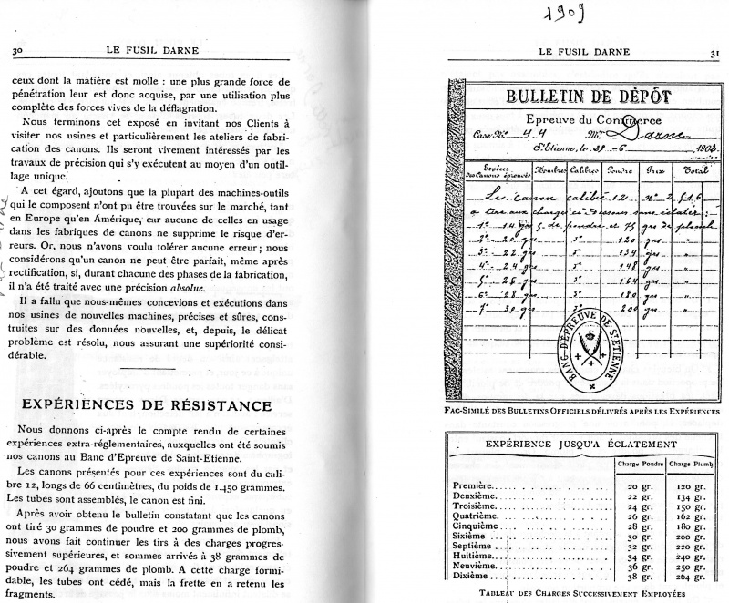 Question de pression – cartouche 12/76 dans une chambre de 70mm? 856225EPREUVEEXTRREGLEMENTAIREDARNE