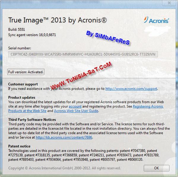 النسخ الإحتياطي Acronis True Image Home 2013 + الشرح الكامل 856499361