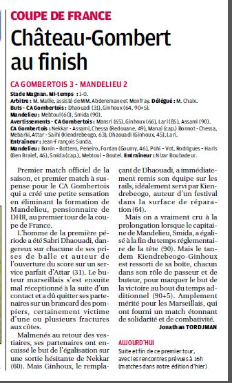 ETOILE SPORTIVE GOMBERTOISE /CHATEAU et CAG club athletique gombertois /PHA PROVENCE  - Page 10 856538401