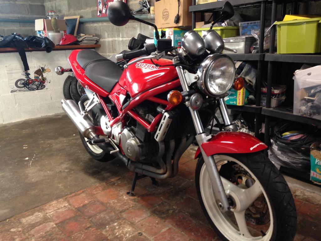 Nouvelle venue dans le garage... 856690IMG4929