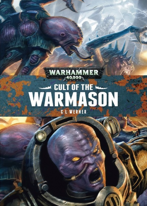 Cult of the Warmason de CL Werner 857044BLPROCESSEDCultoftheWarmason