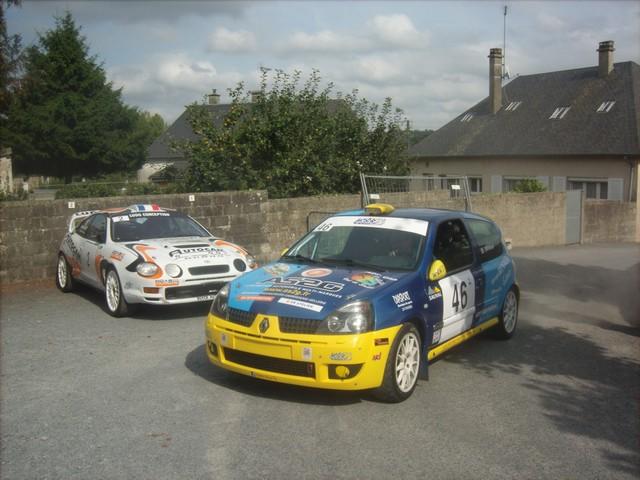 32è Rallye Tessy sur Vire Gouvets 2013 (vérifications techniques)  858940Aug3120
