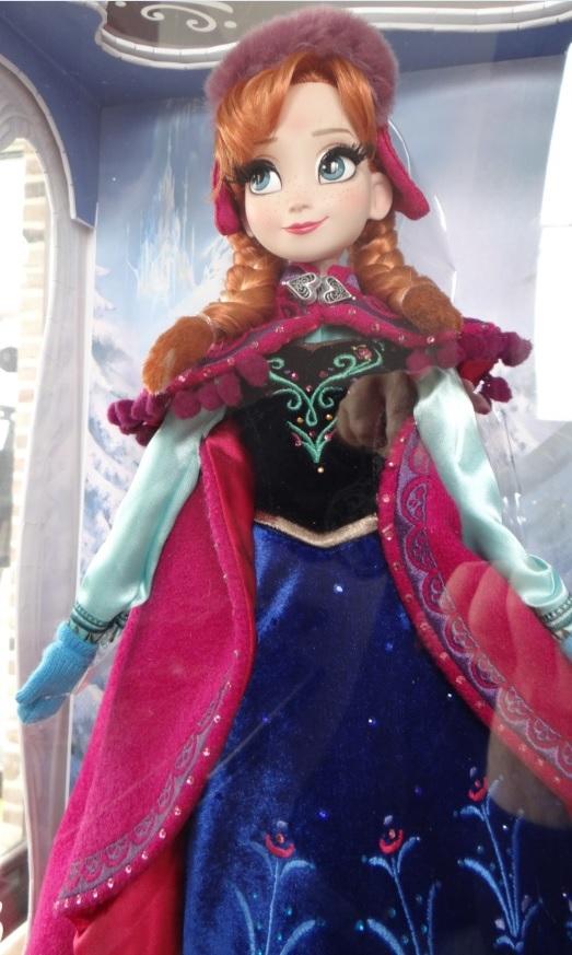 Disney Store Poupées Limited Edition 17'' (depuis 2009) - Page 37 859208839