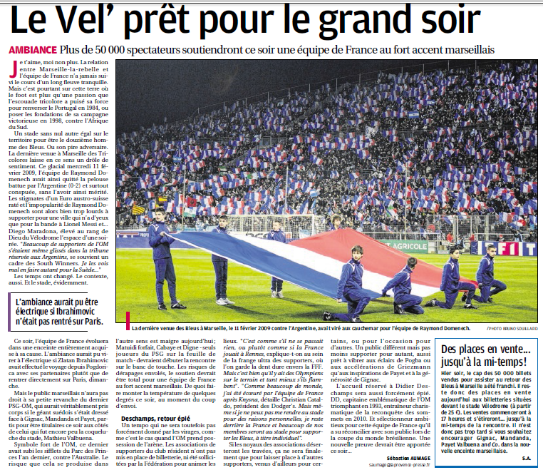 STADE VELODROME - Page 3 8596143516