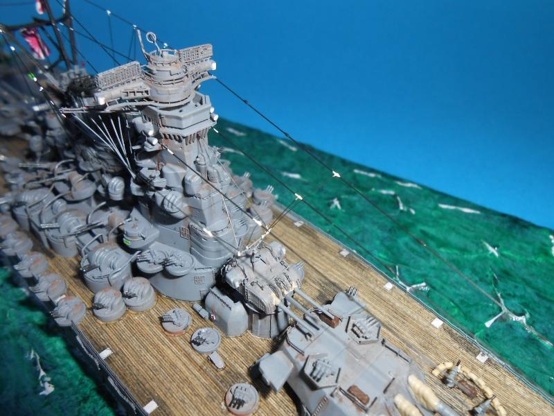 Yamato 1/700 Version 5 Avril 1945 862161DSCN6384