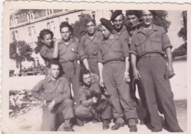 Recherches d'informations sur Bernard SENUT engagé au 1 er Bataillon De Choc 862170CasernsVaillant1reCie