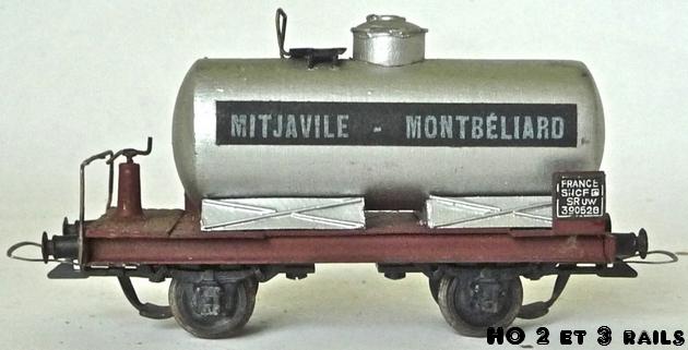 Wagons à 2 ess maquette citernes, foudres 862522VBMitjavillesansgurite1R