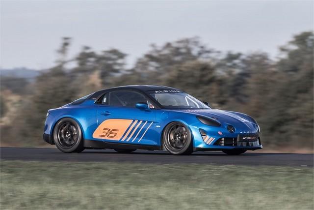 Alpine A110 Cup : une authentique voiture de course, taillée pour les plus grands circuits européens 866148211987082017AlpineA110Cup