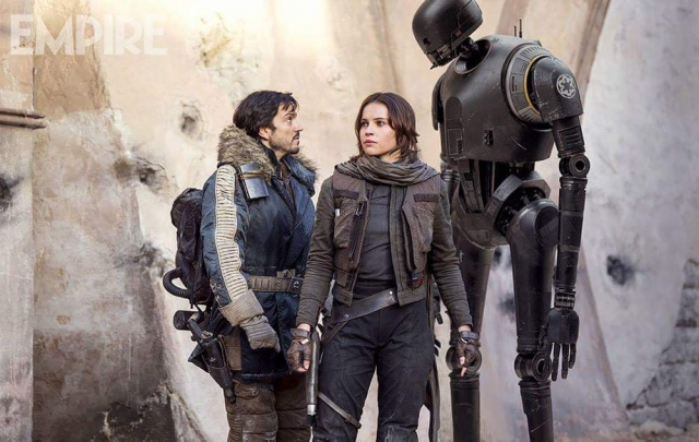 Rogue One : A Star Wars Story [Lucasfilm - 2016] - Page 6 866181w348