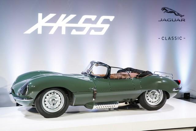 La « Nouvelle Jaguar XKSS D'origine » Dévoilée À Los Angeles  866624xksspetersenmuseum026