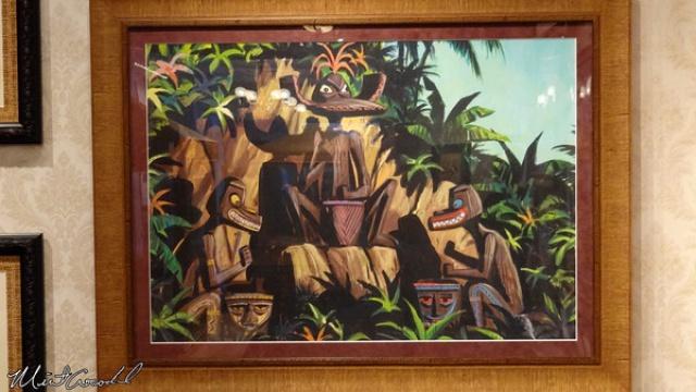 [Disneyland Park] The Disney Gallery - Exposition Tiki, Tiki, Tiki Realms, Celebrating 50 Years of Enchantment 867070t17