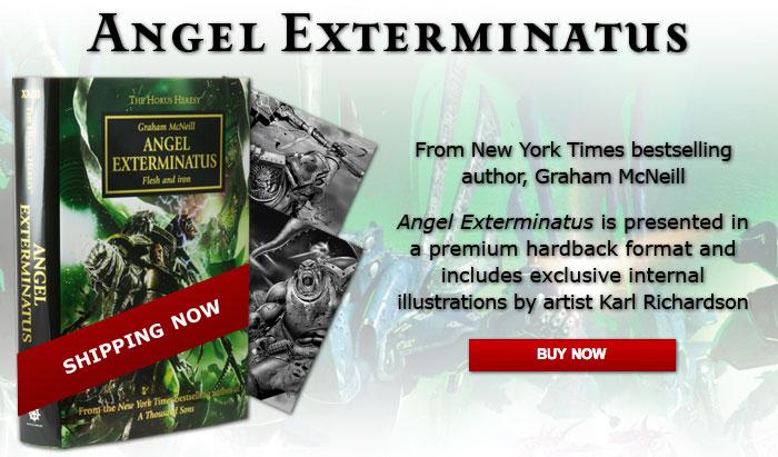 [Horus Heresy] Angel Exterminatus by Graham McNeill (premium hardback) - Page 3 868783premiumhardback
