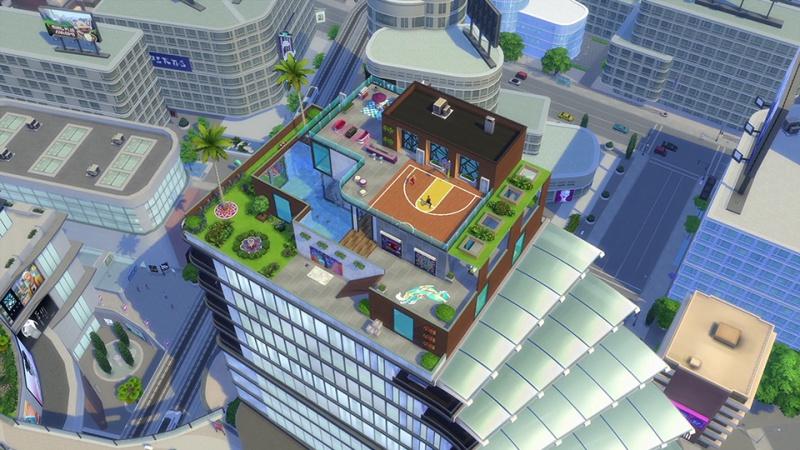 Les Sims 4 Vie Citadine [3 Novembre 2016] - Page 5 869323243