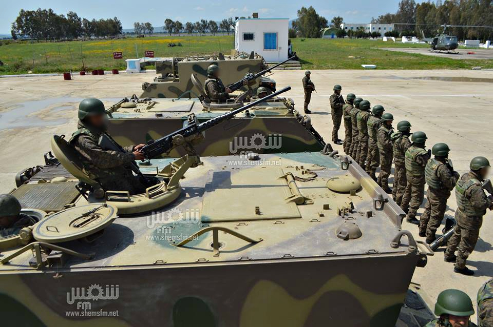 Armée Tunisienne / Tunisian Armed Forces / القوات المسلحة التونسية - Page 10 8704588