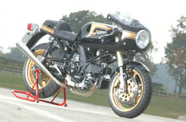 Baines Racing - Project Imola Ducati SS 870831BainesRacingSSbodyworkProjectImolajpg