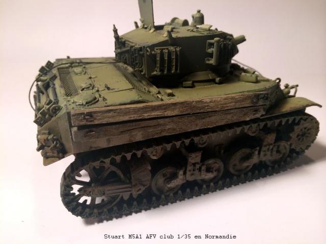 stuart M5A1 (afv au 1/35)normandie 871673005