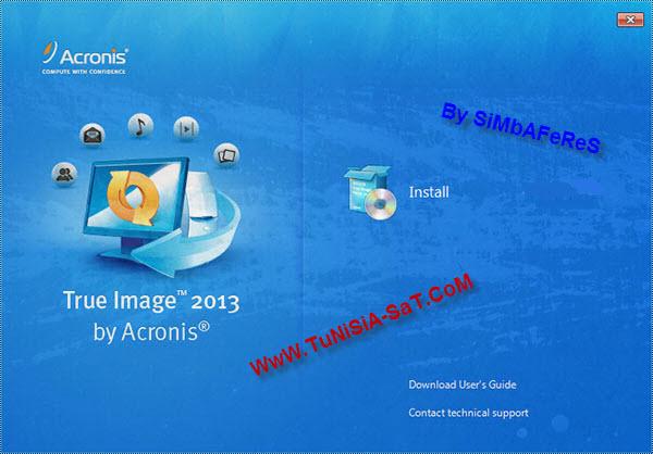 النسخ الإحتياطي Acronis True Image Home 2013 + الشرح الكامل 873520944